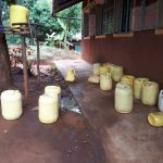 The Water Project: Kitumba Primary School -  Water Storage