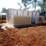 The Water Project: Shitaho Community School -  New Latrines