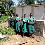 The Water Project: Imbale Primary School -  New Latrines