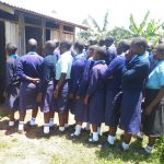The Water Project: Musasa Secondary School -  Overcrowded Latrines