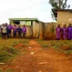 The Water Project: Munyanza Primary School -  Latrines