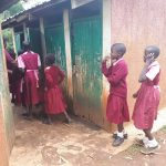 The Water Project: Kitumba Primary School -  Latrines