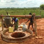 The Water Project: Katugo Community B -  Lining