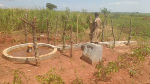 The Water Project:  Well Pad Drying