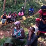 The Water Project: Chepnonochi Community, Chepnonochi Spring -  Training Participants