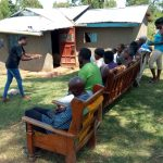 The Water Project: Elutali Community, Obati Spring -  Training