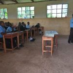 The Water Project: Nambilima Secondary School -  Students In Class
