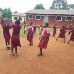 The Water Project: Kitumba Primary School -  Students During Class Break