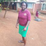 The Water Project: Kitumba Primary School -  Senior Teacher Caro Amuyunzu