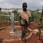 The Water Project: Katugo Community A -  Bigirwenkya Victor