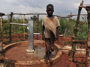 The Water Project:  Bigirwenkya Victor