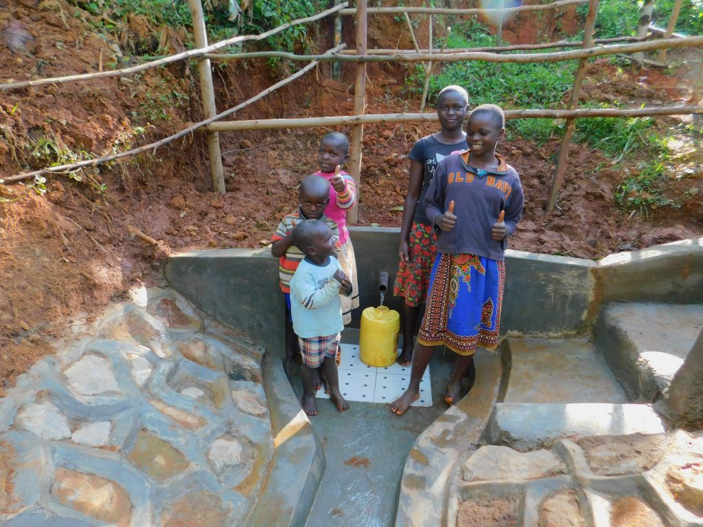 The Water Project : 22-kenya18159-flowing-water