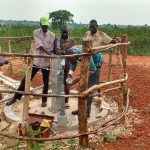 The Water Project: Katugo Community B -  Pump Installation