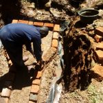 The Water Project: Chepnonochi Community, Chepnonochi Spring -  Spring Construction