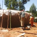 The Water Project: Gidagadi Secondary School -  Tank Construction