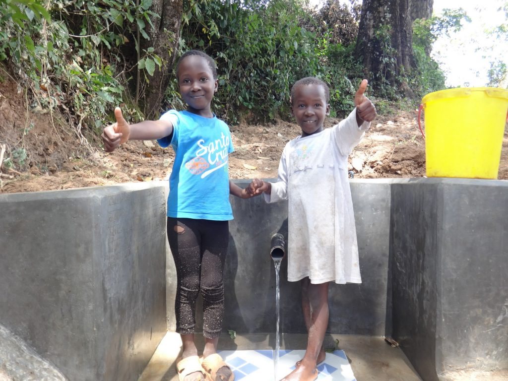 The Water Project : 24-kenya18164-flowing-water