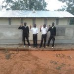 The Water Project: Lwanda Secondary School -  New Latrines