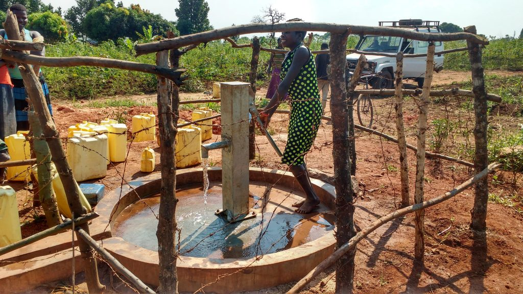 The Water Project : 24-uganda18292-water-flowing