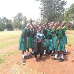 The Water Project: Imbale Primary School -  Celebratory Selfie