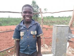 The Water Project:  Byaruhanga Justine