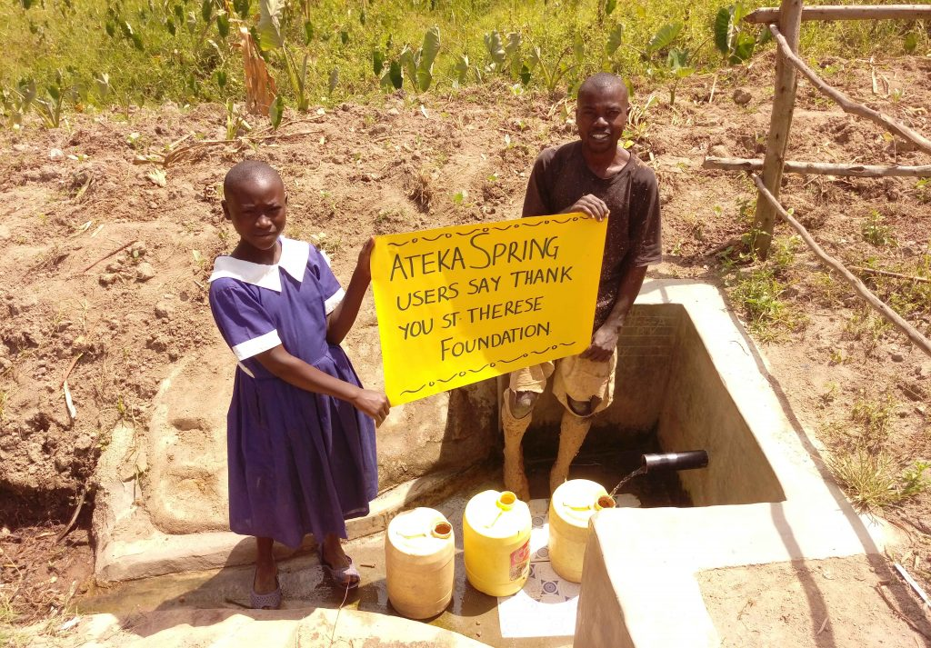 The Water Project : 27-kenya18149-thank-you