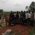 The Water Project: Katugo Community B -  Water Flowing
