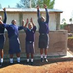 The Water Project: Gidagadi Secondary School -  New Latrines