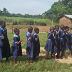 The Water Project: Shihimba Primary School -  Handwashing Station