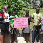 The Water Project: Shirugu Community, Mashela Spring -  Thank You