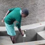The Water Project: Mavusi Primary School -  Flowing Water