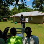 The Water Project: Koloch Community, Solomon Pendi Spring -  Training