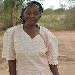 The Water Project: Masaani Community A -  Mrs Kituku