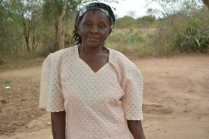 The Water Project:  Mrs Kituku