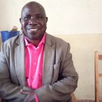The Water Project: Nambilima Secondary School -  Principal John Wangila