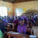 The Water Project: Munyanza Primary School -  Students In Class