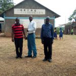 The Water Project: Ibwali Primary School -  School Staff