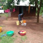 The Water Project: Shihungu Community, Shihungu Spring -  Household
