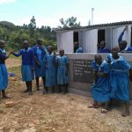 The Water Project: Shivanga Primary School -  New Latrines