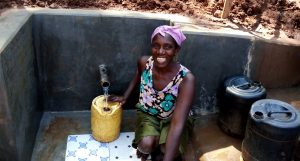 The Water Project:  Christine Aswani