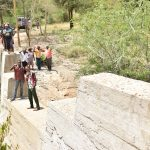 The Water Project: Kithumba Community B -  Finished Sand Dam