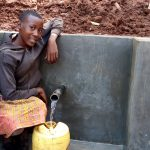 The Water Project: Chepnonochi Community -  Flowing Water