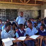 The Water Project: Gidagadi Secondary School -  Training