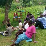 The Water Project: Shirugu Community, Mashela Spring -  Dental Hygiene Training