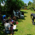 The Water Project: Koloch Community, Solomon Pendi Spring -  Water Treatment Training