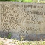 The Water Project: Mbakoni Community A -  New Plaque