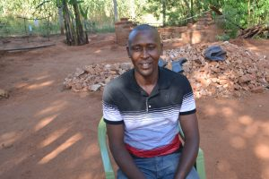 The Water Project:  Mr Mbuthu