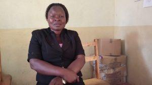 The Water Project:  Deputy Principal Sitandai