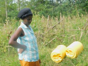 The Water Project:  Rose Anzwenu