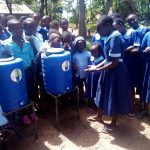 The Water Project: Matsigulu Primary School -  Handwashing Training