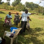 The Water Project: Emaka Community, Ateka Spring -  Training